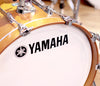 Yamaha 9000 Recording Custom 4-Piece Shell Pack in Real Wood, Yamaha, Acoustic Drum Kit, Finish: Real Wood, Fusion