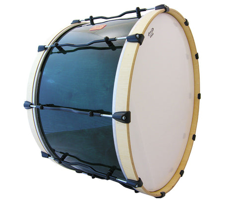 "Andante 24"" x 14"" Pro Series Marching Bass Drum"