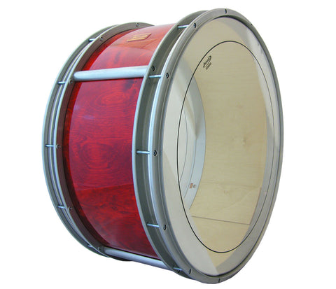 "Andante 24"" x 12"" Marching Bass Drum"