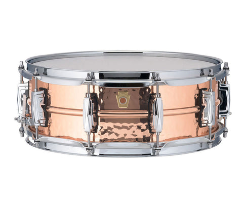 "Ludwig 14"" x 5"" USA Copper Phonic Snare Drum (LC660K)"