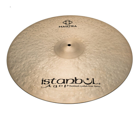 "Istanbul Agop 20"" Cindy Blackman Mantra Crash Cymbal"
