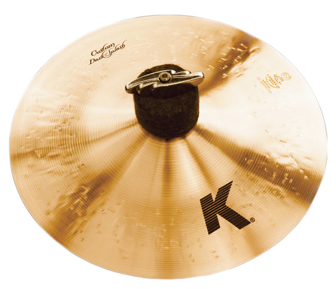 "Zildjian 8"" K Custom Dark Splash Cymbal"