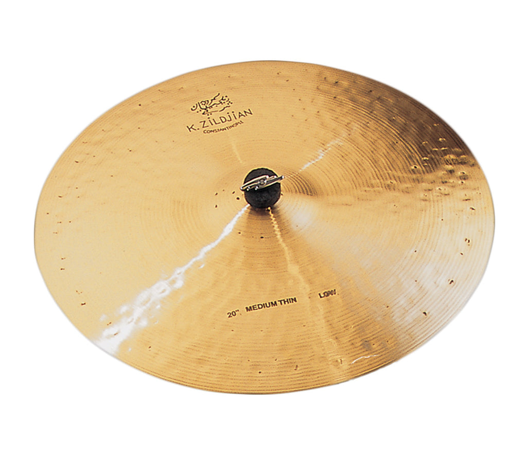 "Zildjian 20"" K Constantinople Medium Thin Ride Low Cymbal"