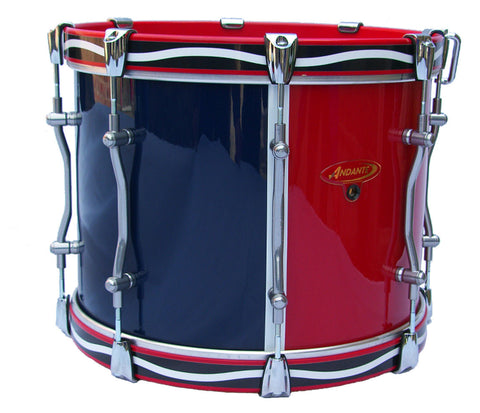 "Andante 16"" x 12"" Advance Military Tenor Drum"