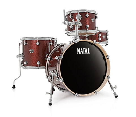 Natal Arcadia 4-Piece Jazz Shell Pack