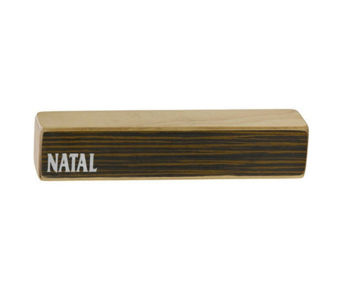 Natal Large Ebony Oblong Shaker