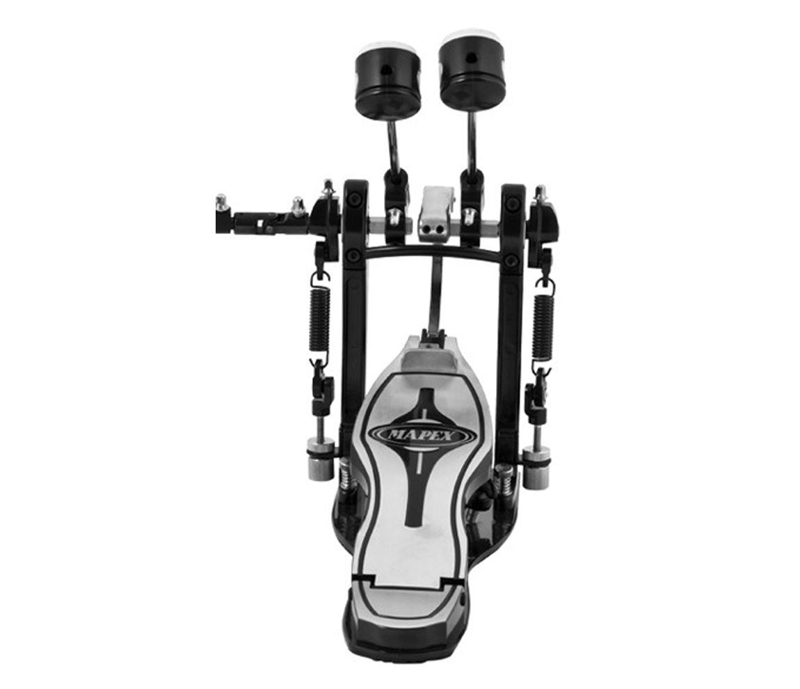 Mapex P900DTW Raptor Double Pedal Close Up