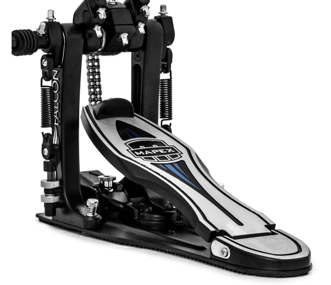 Mapex Falcon PF1000TW Double Bass Drum Pedal Close Up 2