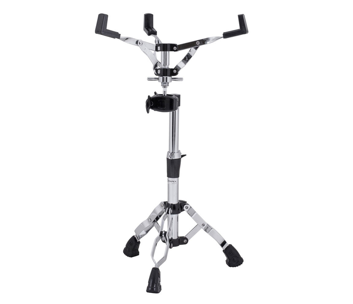 Mapex Armory S800/S800EB/S800CB Snare Drum Stand Black and Chrome Plated