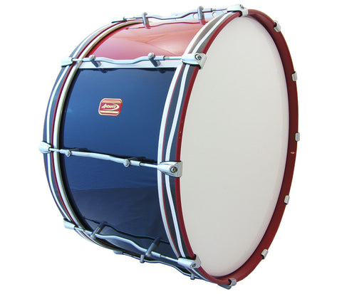 "Andante 28"" x 14"" Advance Military Bass Drum"