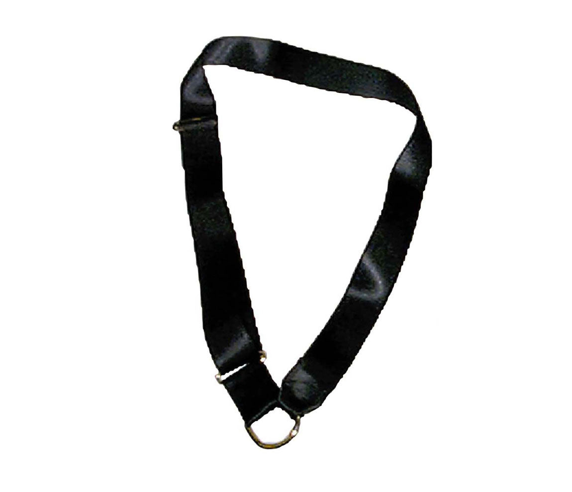 Andante Black Marching Snare Drum Sling