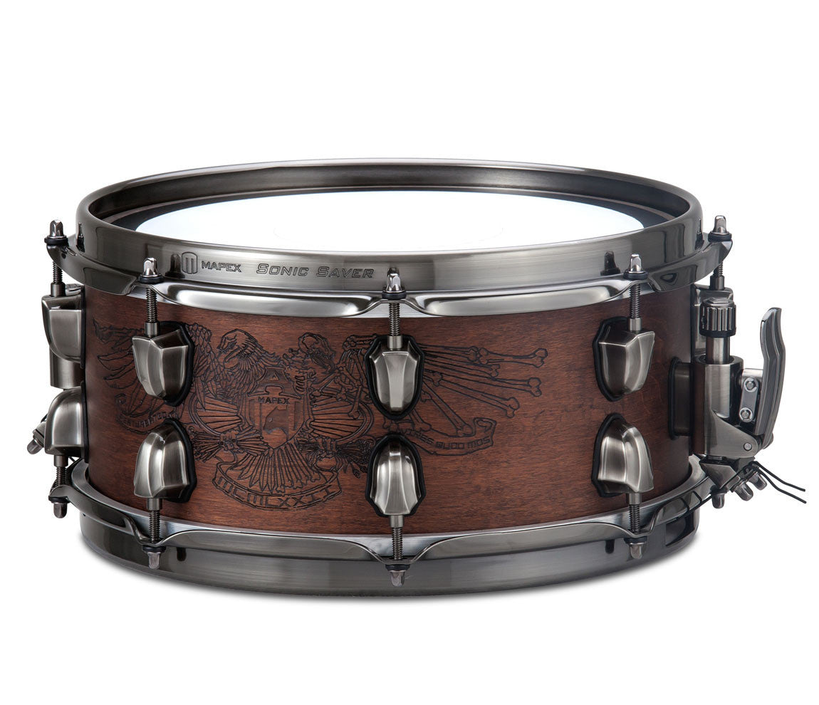 mapex black panther the warbird 12 x 5 5 snare drum newcastledrumcentre. Black Bedroom Furniture Sets. Home Design Ideas