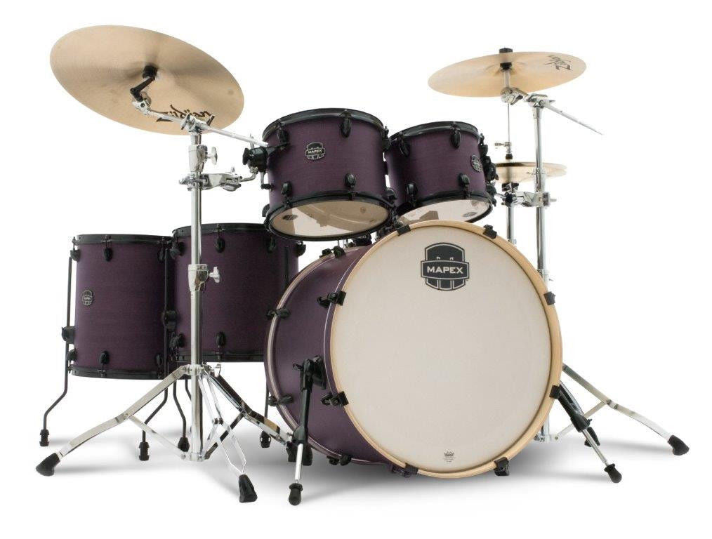 Mapex, Purple, haze, saturn