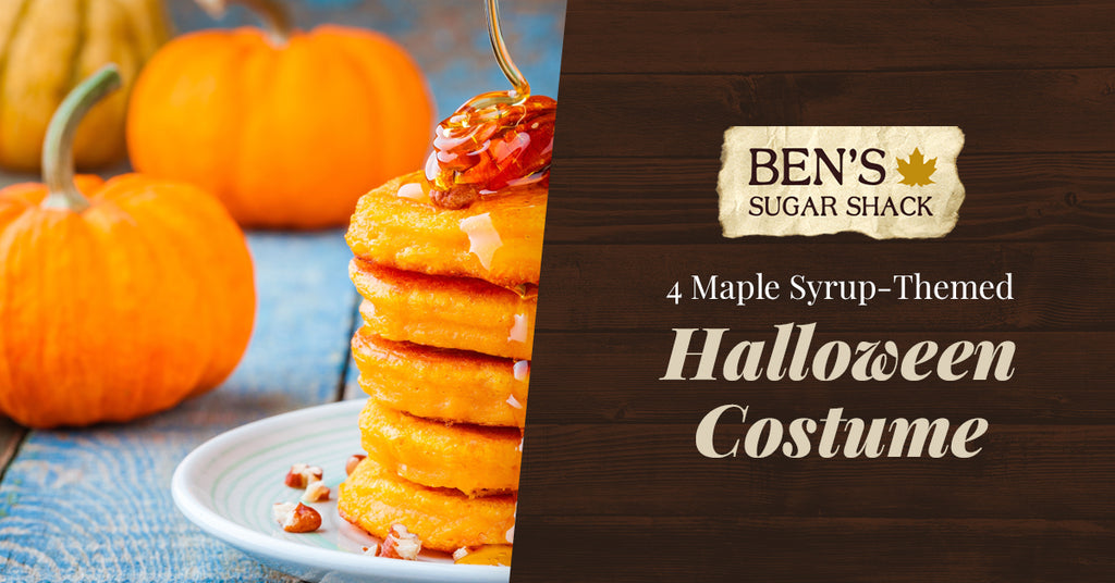4 Maple Syrup-Themed Halloween Costume