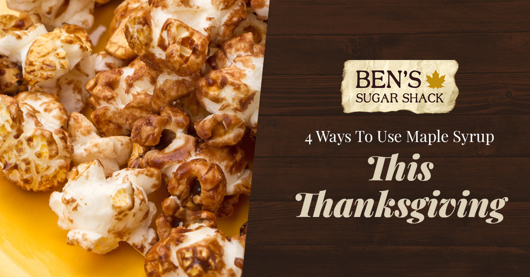 4 Ways To Use Maple Syrup This Thanksgiving