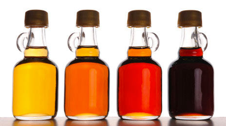 Which Grade is the best and healthiest for Maple Syrup?