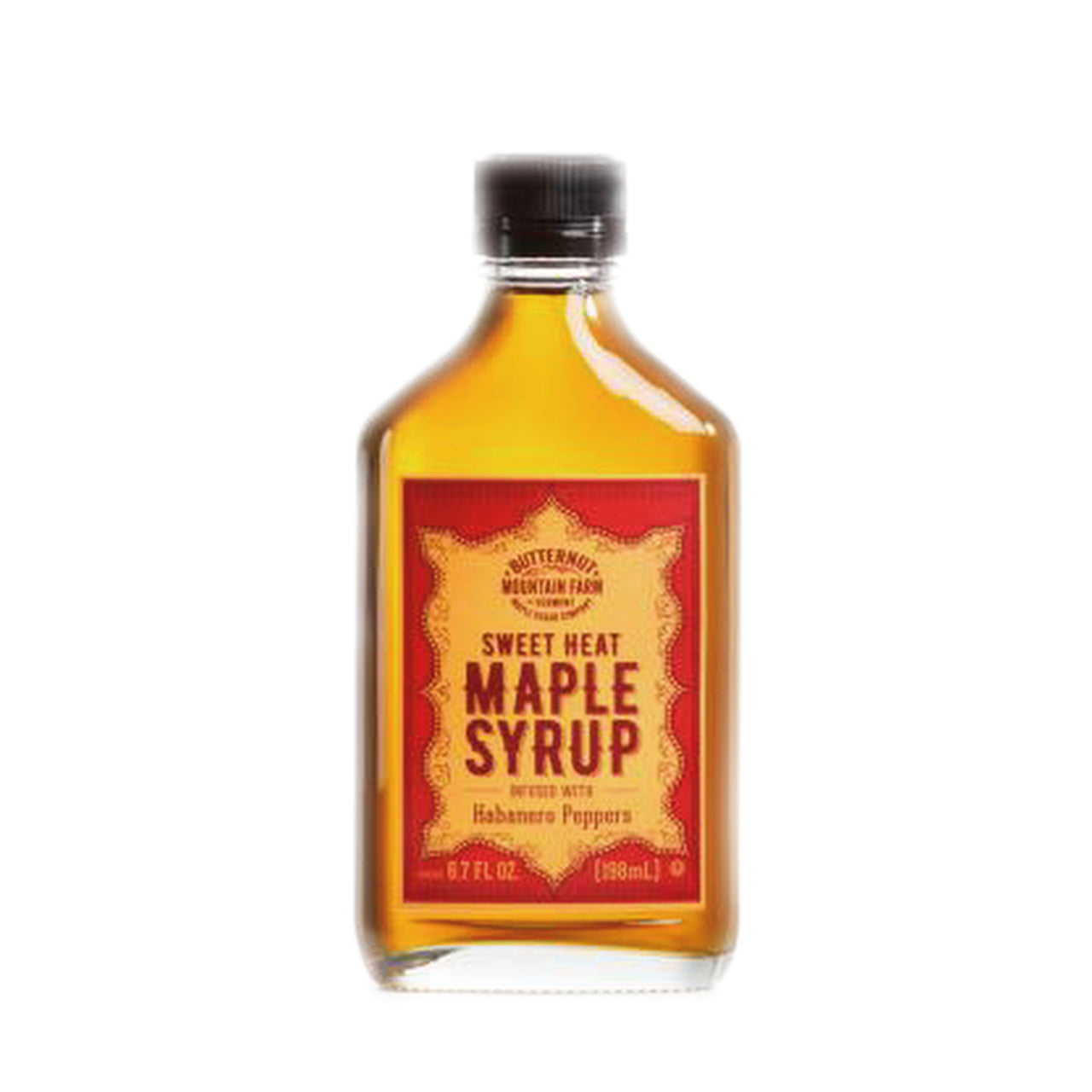 Vermont Infused Sweet Heat Maple Syrup