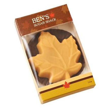 1.5 oz Maple Candy Leaf (Favors)