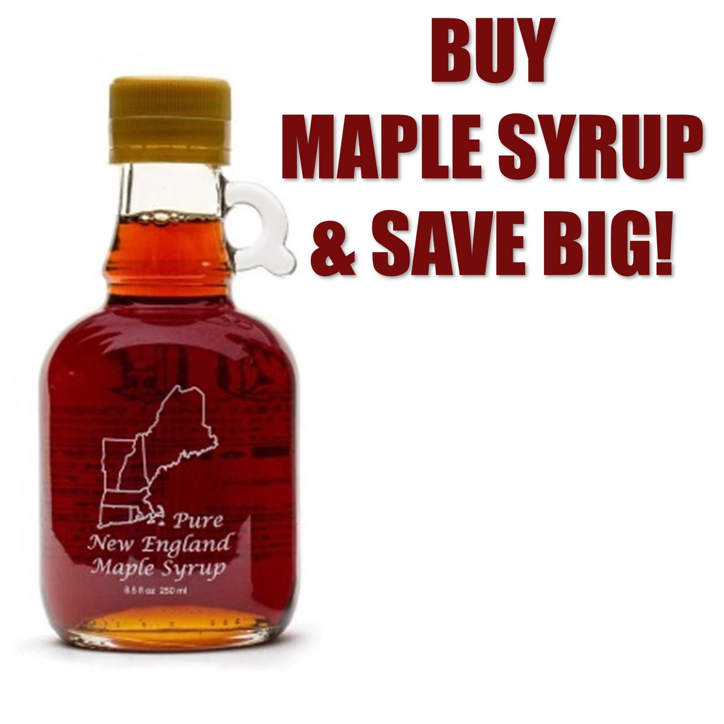 Real Maple Syrup   New Hampshire Maple Syrup - Ben\'s Sugar Shack <h1 ...