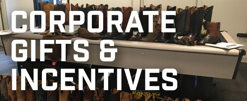 Corporate Gifts and Incentives page header