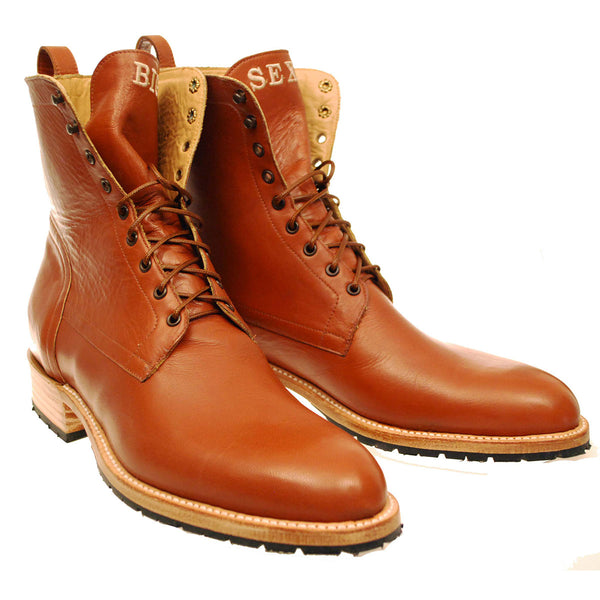 Lace up Ranch Hand Calfskin
