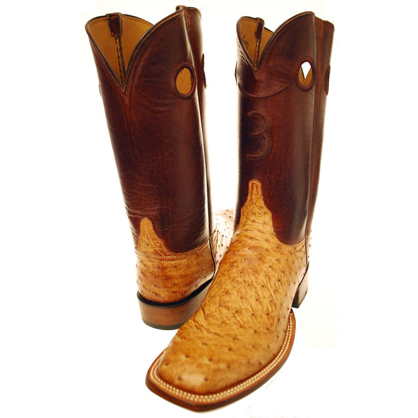 Ranch Brand Caiman Crocodile Tail Cut