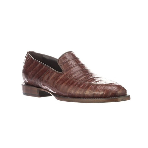 Sienna Caiman Crocodile Belly  Loafer