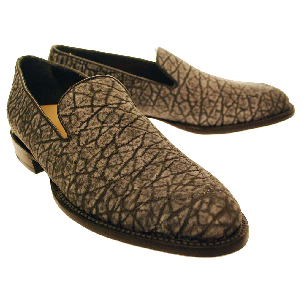 Grey Safari Elephant Loafer