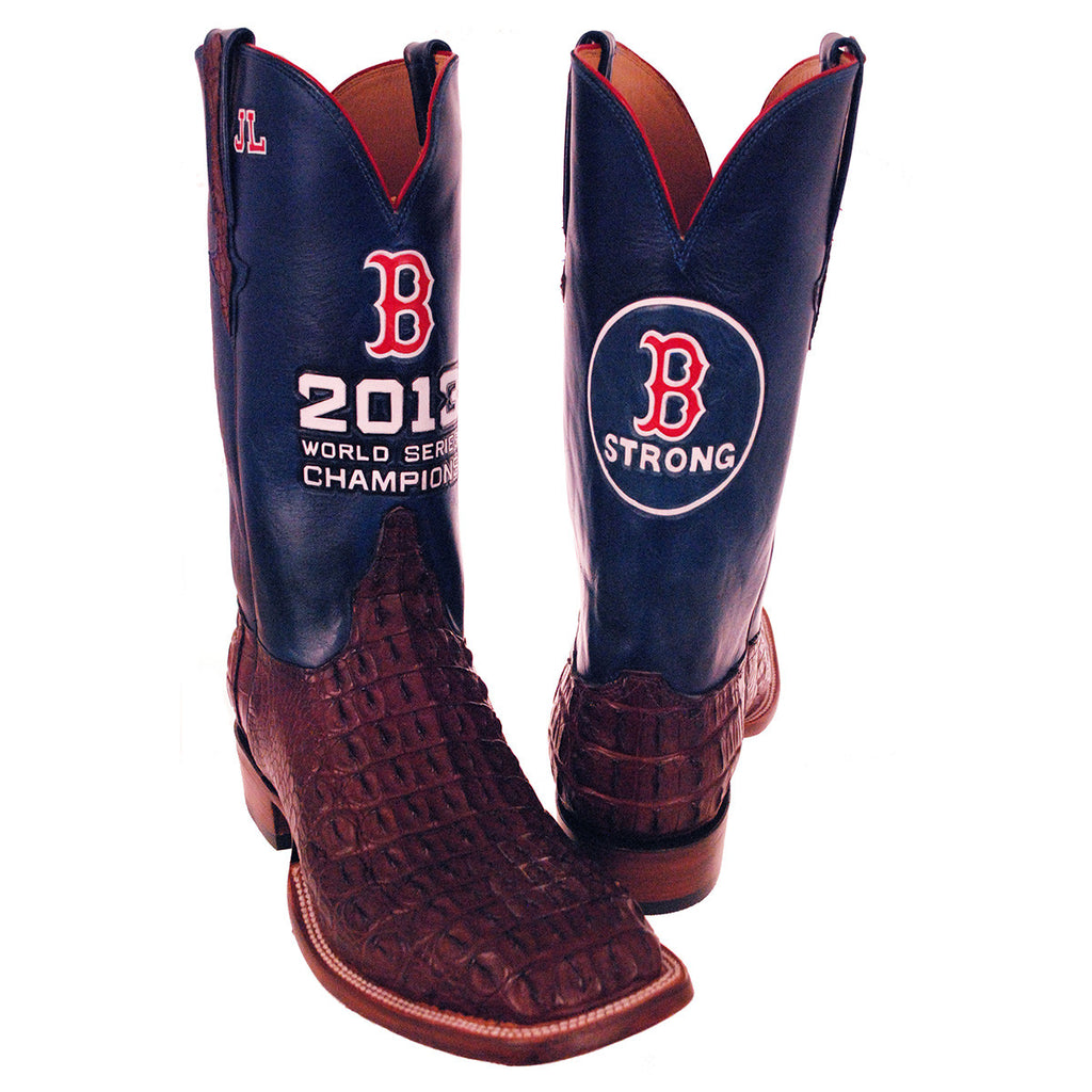JL - 2013 World Series Boots