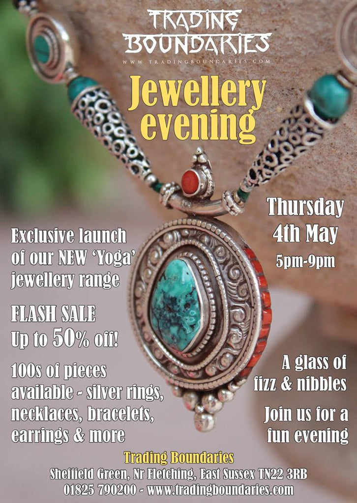 Exclusive Jewellery Range Launch Evening