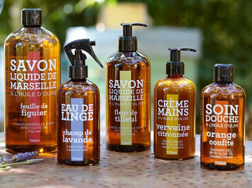 COMPAGNIE DE PROVENCE SOAPS & HAND CREAMS BACK IN STOCK!