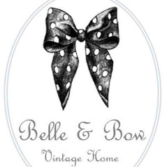 belle and bow