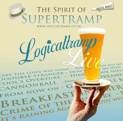 LogicalTramp <br>Saturday 10th August </br>