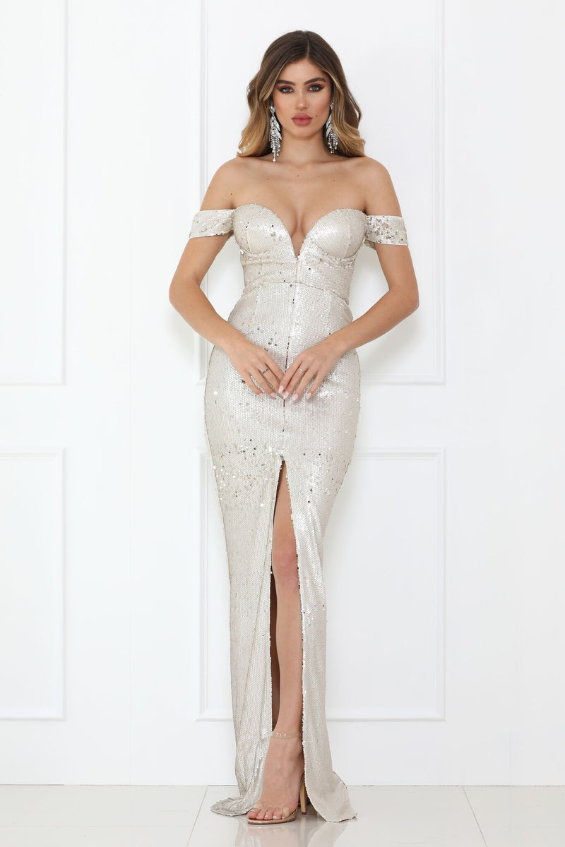 Abyss By Abby Febe Gown