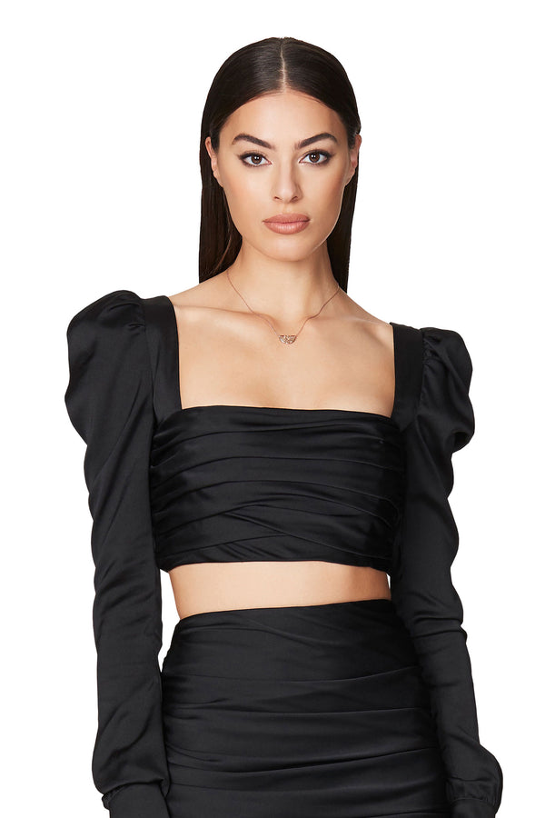Nookie Cooper Crop Top