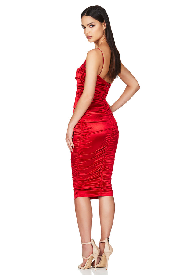 Nookie Cupid Midi Dress