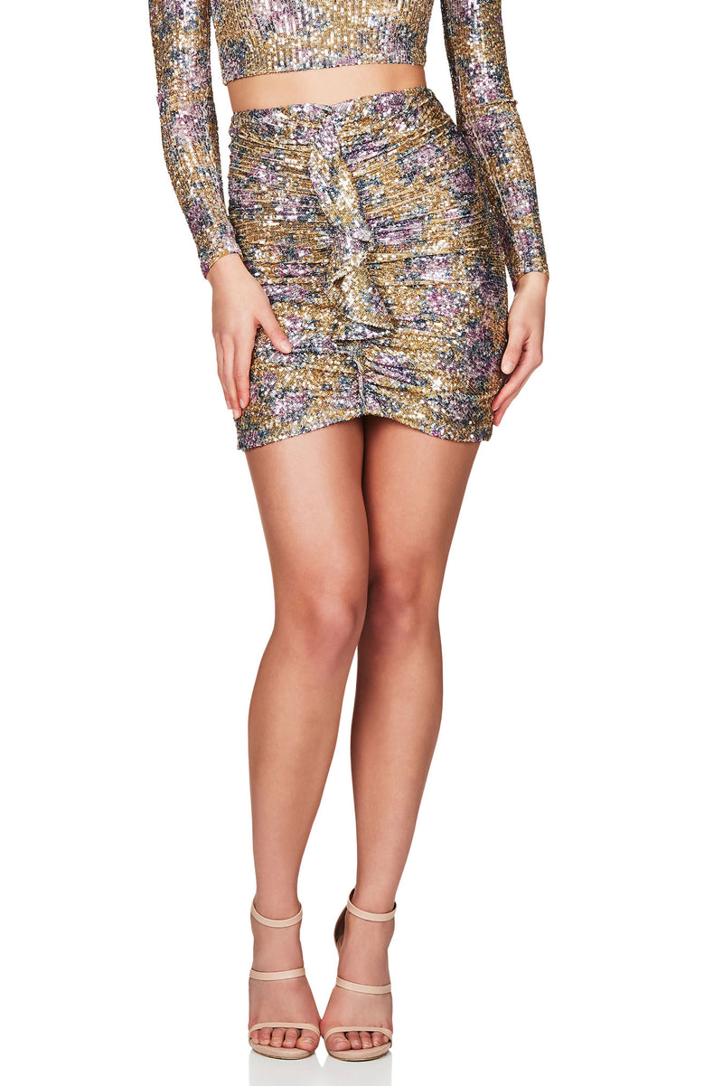 Nookie Forever Mini Skirt