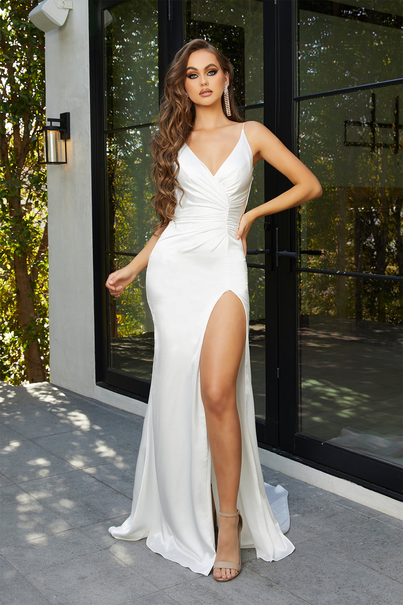 Portia & Scarlett Hugo Gown | Bridal Evening Gown