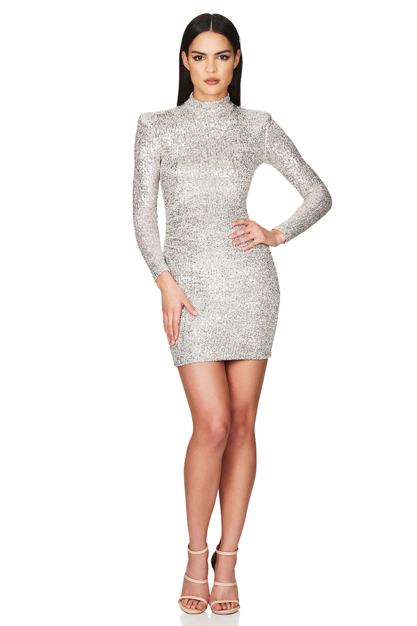 Lovers Long Sleeve Mini Dress