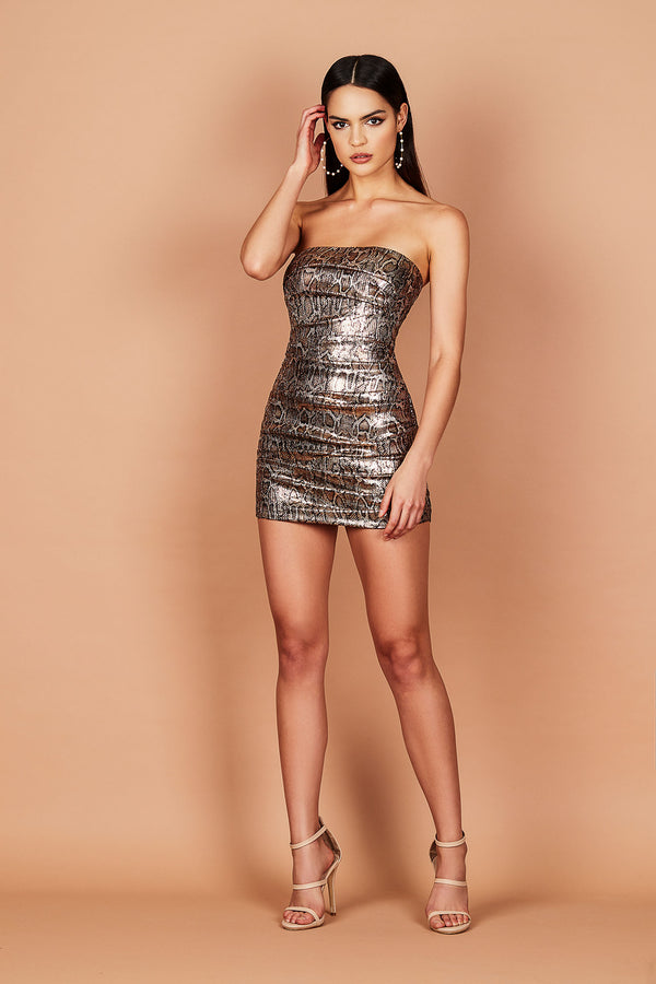 Nookie Blind Date Mini Dress