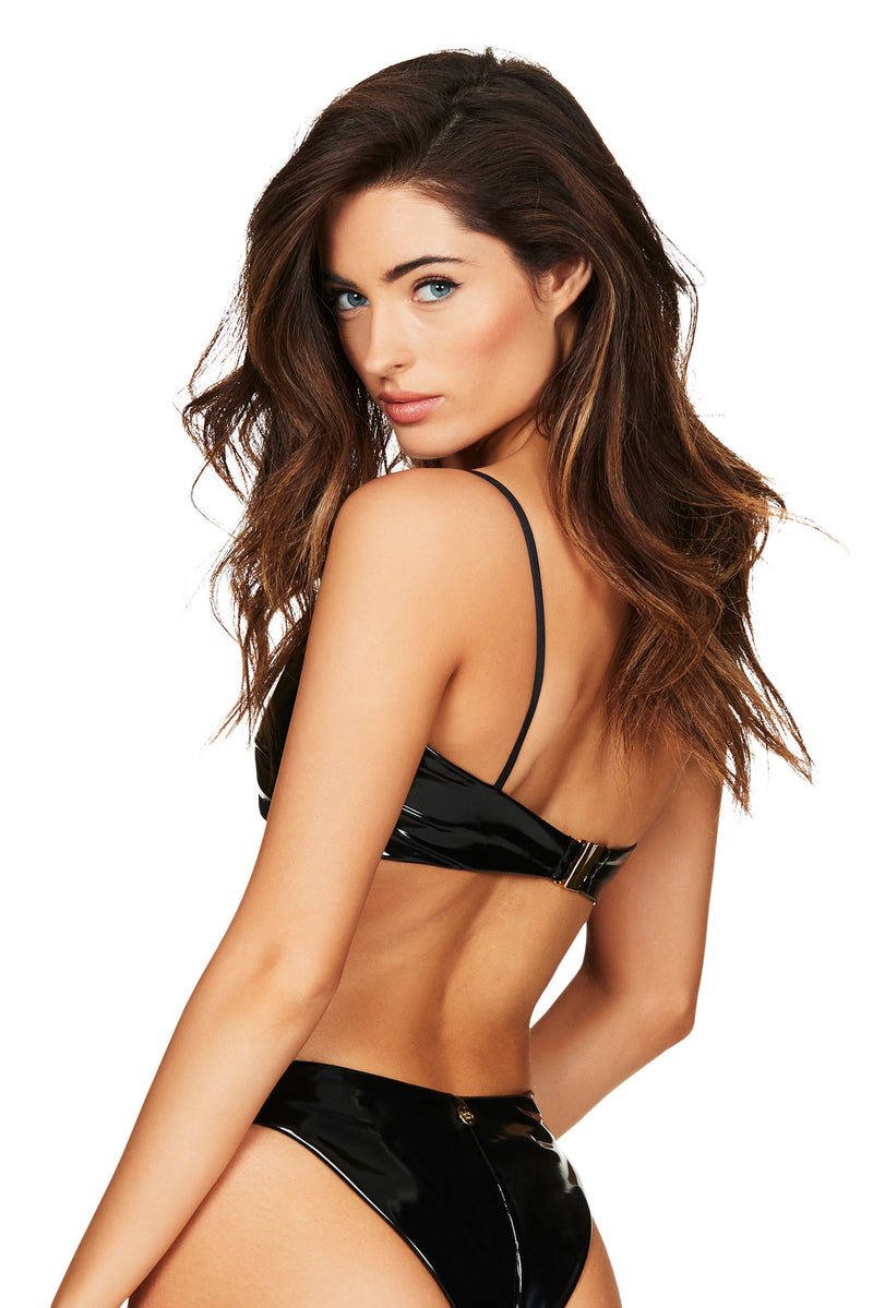 Panther One Shoulder Bra