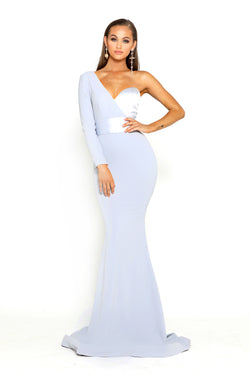 Portia & Scarlett One Shoulder Gown