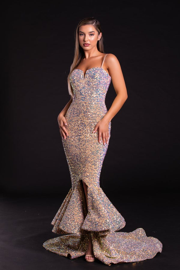 Omaria Gown