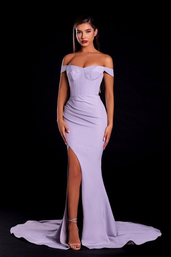 Carella Gown PS21045