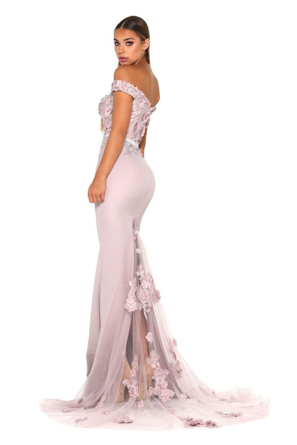 Model Showcasing - Portia & Scarlett Adriana Gown