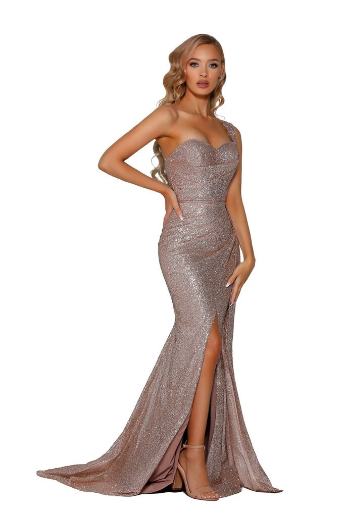 Model Showcasing - Portia & Scarlett Rosaria Gown
