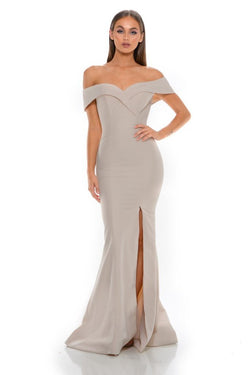 Model Showcasing - Portia & Scarlett Rebecca Gown
