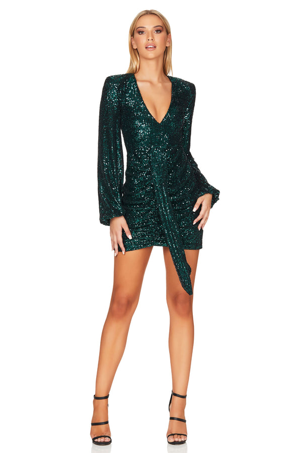 Sierra Sequin Mini Dress