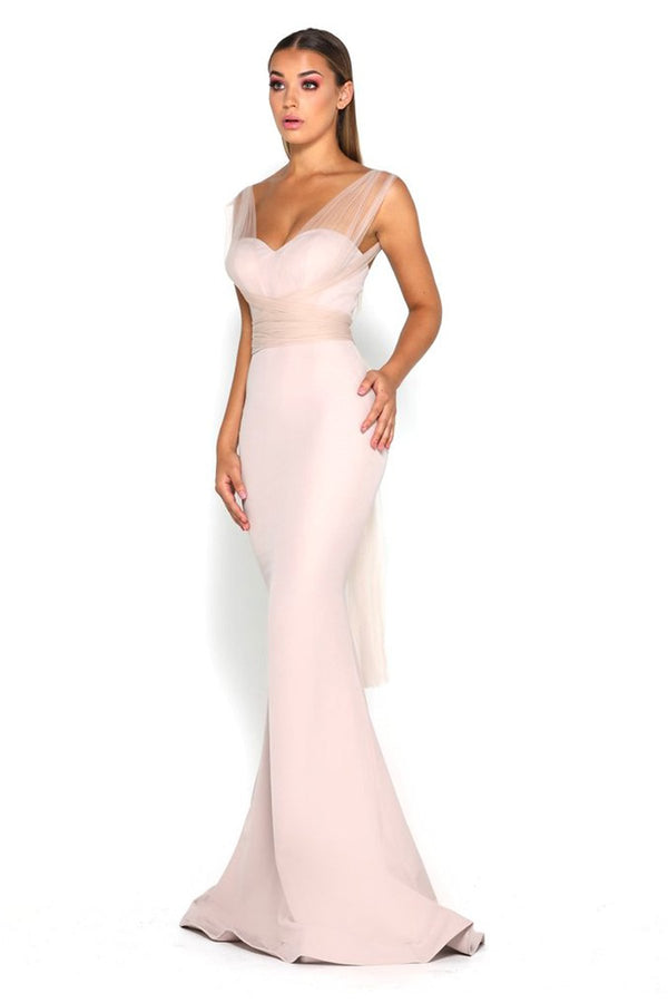 Model Showcasing - Portia & Scarlett Dana Gown