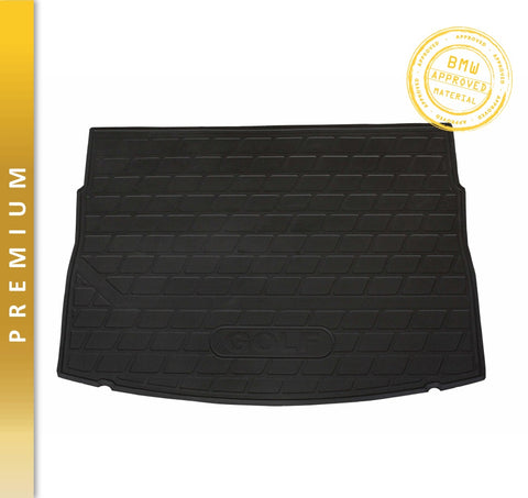Genuine Hitech VW Golf MK7 Hatchback Premium Rubber Dog / Golf / Pets Boot Liner Mat 2013 onwards